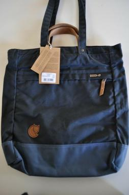 Fjallraven 24203 Totepack No 1 - Navy G-1000 NEW with tags