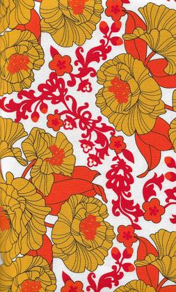 """45"""" 100% cotton canvas floral print """"Aunties Attic Canvas by"""