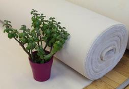 Canvas Fabric -%100 Natural Cotton 8oz for Craft Paint, Home