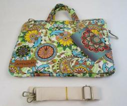 canvas fabric tablet sleeve case bag cover