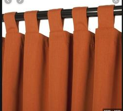 Sunbrella CANVAS RUST Solid Color Indoor Outdoor Upholstery