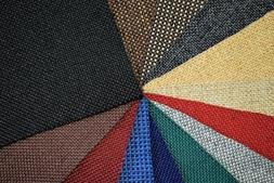 """Commercial Grade Tweed Canvas Fabric 55""""W Seat Upholstery In"""