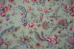 Ralph Lauren Fabric, RL Home Fabric, Green Canvas Duck Cloth