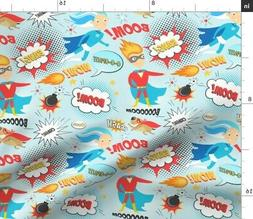 heroes superheroes cartoon cartoons bomb fire fabric