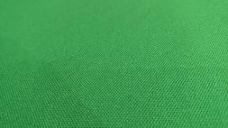 "Kelly Green Pure Cotton Canvas Duck Fabric By The Yard 58"" W"