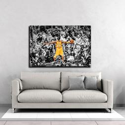 Kobe Bryant Championship Lakers Special, Canvas Wall Art, Pr
