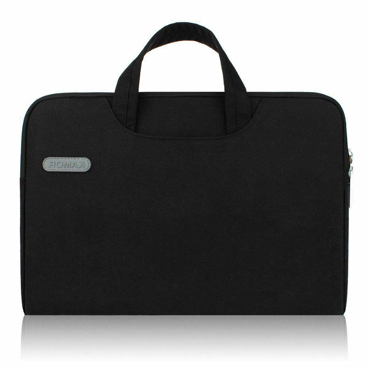 13 3 inch canvas fabric laptop carrying