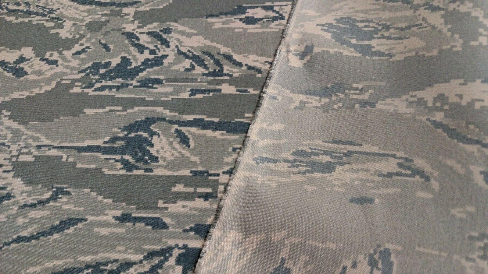 "ABU Digital Stripe Camo 60""W Fabric DWR"