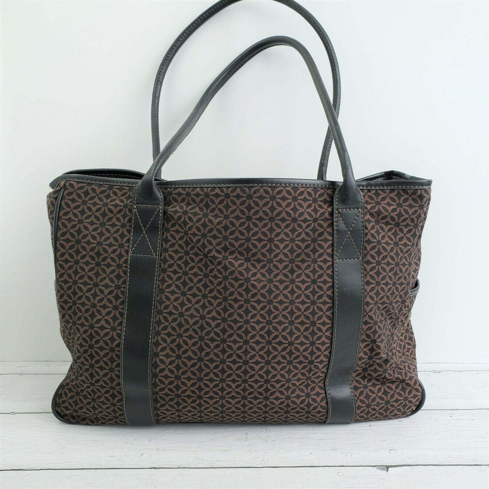 RELIC by FOSSIL Laptop Tote Padded Compartments