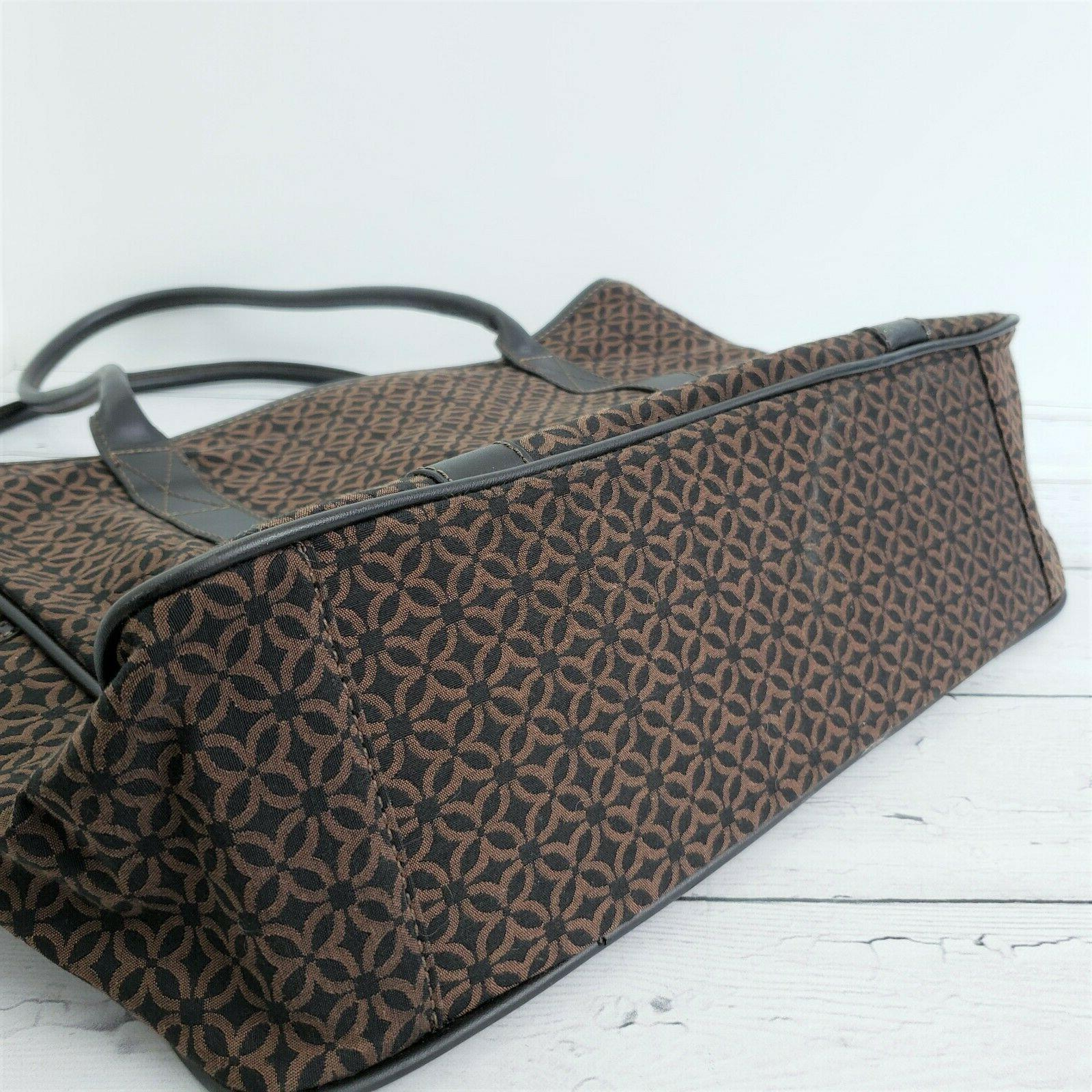 Laptop Shoulder Work Tote Sleeve Compartments