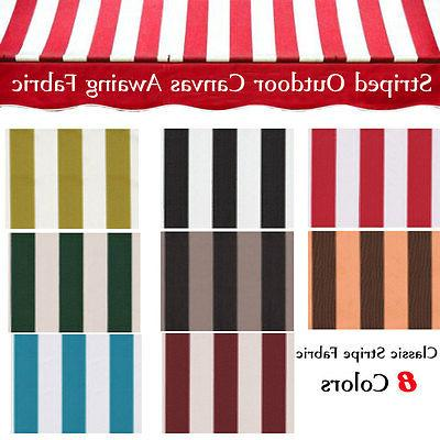 canvas awning fabric striped outdoor fabric 600
