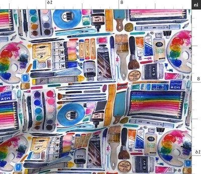 painting art supplies paints brushes hobbies fabric