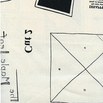Quilt Sew Instruction Pattern Canvas Made With