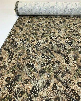 toadaflage pattern twill cotton comfort canvas hunting