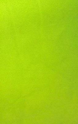 "LIME GREEN COTTON Canvas Duck Fabric 8 OZS 60"" WIDE CLOTHING"