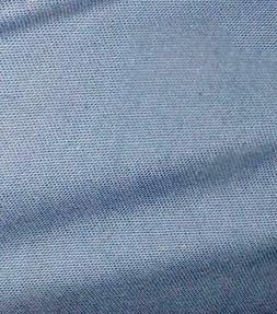 """MED BLUE COTTON Canvas Duck Fabric 8 OZS 60"""" WIDE CLOTHING U"""