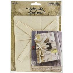 New 2020 Tim Holtz Idea-ology Fabric Journal, TH94029