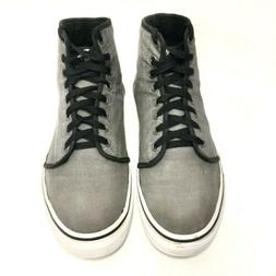 off the wall mens high top skateboarding