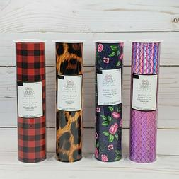 Spools Of Fabric 24 X 8 Inch by The Ribbon Boutique Faux Lea