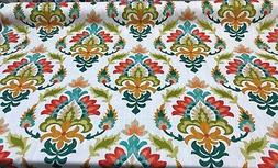 Tappah Samba Floral Damask Swavelle Mill Creek Fabric By The