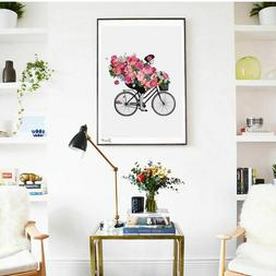 Watercolor Canvas Posters Lovely Design Paintings For Home W